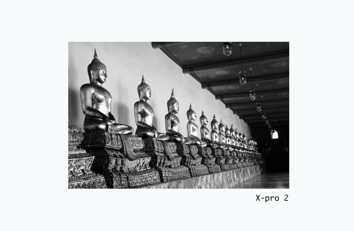 Wat Arun Fujifilm Xpro2